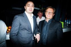 Дмитрий Десятников и Борис Белоцерковский
