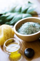 Скраб для волос «Аромагия наслаждения» с солью и эфирными маслами
