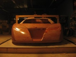 """Деревянный автомобиль """"Splinter"""""""