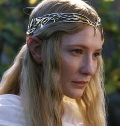 Эльфийская королева