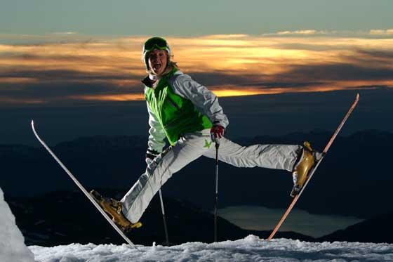 Лыжный роман