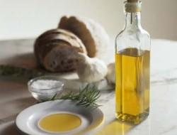 Морская соль и оливковое масло